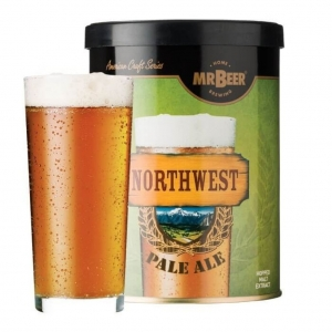 Foto do produto Beer Kit Northwest Pale Ale - 8,5L