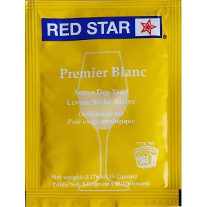 Foto do produto Levedura Red Star Premier Blanc